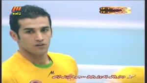 عملکرد درخشان رضا قرا در فینال لیگ برتر