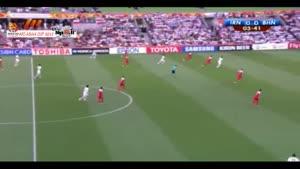 ایران ۲ - ۰ بحرین