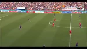 ژاپن ۴ - ۰ فلسطین