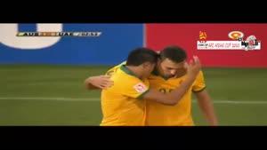 استرالیا ۲ - ۰ امارات