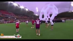 افتتاحیه جام ملت های آسیا ۲۰۱۵