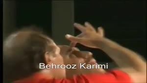 استاد بهروز کریمی افتخار هنر شعبده بازی