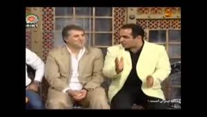 جوک عشقی خنده دار حسین رفیعی در برنامه زنده.
