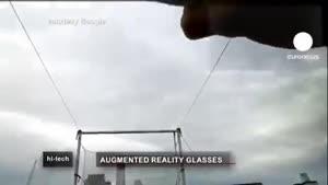 ویدیوی جدید از کارایی عینک گوگل