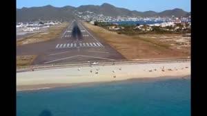 فرودگاه های خطرناک دنیا