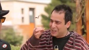 ویدیو جنجالی نام گذاری سگی به نام کوروش در سریال عطسه مهران مدیری