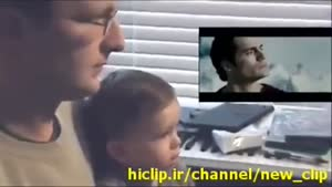 واکنش کودک به فیلم سینمایی