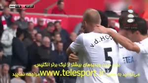 لیگ برتر انگلیس؛ لیورپول ۲ - سوانسی ۱