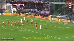 مونته نگرو ۱ - لهستان ۲ ؛ جدال برای کسب جایگاه دوم گروه