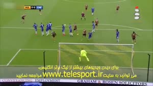 لیگ برتر انگلیس؛ چلسی ۲ - هال سیتی ۰