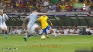 برزیل ۳ - آرژانتین ۰ ؛ بازی های مقدماتی جام جهانی ۲۰۱۸
