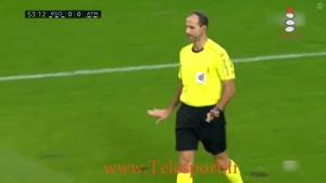 لالیگا؛ رئال سوسیه داد ۲ - اتلتیکو مادرید ۰