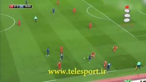 لیگ برتر انگلیس؛ لیورپول ۰ - منچستر یونایتد ۰