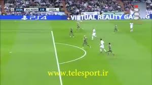 لیگ قهرمانان اروپا؛ رئال مادرید ۵ - لژیا ورشو ۱