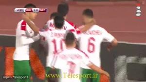 بلغارستان ۲ - هلند ۰ ؛ شکست تلخ هلندی ها در زمین حریف