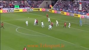 لیگ برتر انگلیس؛ منچستر یونایتد ۳ - سوانسی ۱