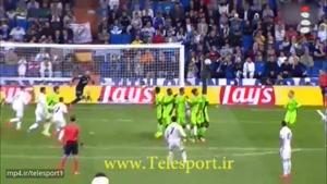 رونالدو؛ امپراطور ضربه های آزاد در لیگ قهرمانان اروپا