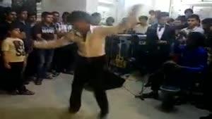 رقصیدن تو خونشه