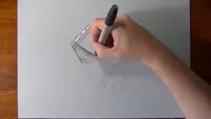 نقاشی یک دلاری