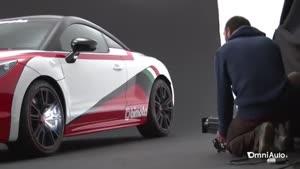 معرفی خودرو کوپه پژو مدل RCZ