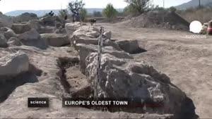 قدیمی ترین شهر اروپا کجاست؟