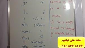 سریعترین و آسانترین روش یادگیری زبان فرانسه،مکالمه فرانسه،لغات و گرامر فرانسه از مبتدی تا پیشرفته