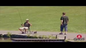 ماهیگیری با معجزه