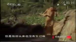 حیوانی شبیه انسان در چین