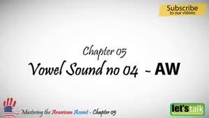 مکالمه لهجه آمریکایی - قسمت پنجم