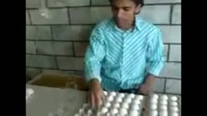 خوردن تخم مرغ خام