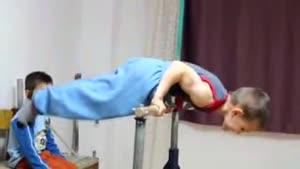 کودک بدنساز