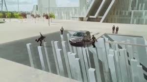 تبلیغ جالب و خلاقانه شرکت خودرو سازی هوندا