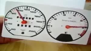 شبیه سازی تست سرعت