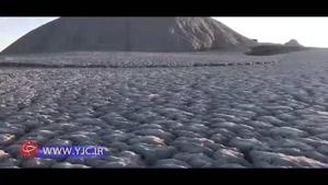 فیلمی زیبا و دینی از کوه های گِل افشان