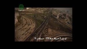 طوفان تهران و شهرداری منطقه ۶