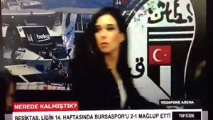 انفجار بمب در برنامه زنده تلوزیونی ترکیه