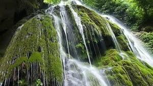 Waterfall Kabudoal آبشار کبودوال واقع در ۵ کیلومتری شهرستان علی آباد کتول
