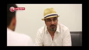 مصاحبه جنجالی با رضا عطاران: ترانه علیدوستی و شهاب حسینی افسرده شده اند -