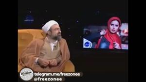 توهین به الناز شاکردوست در برنامه دید در شب رضا رشیدپور