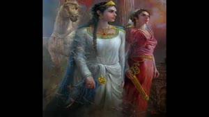 زنان دلاور و جنگجو ایران باستان