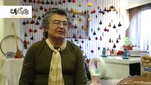 مصاحبه جالب با رضا رویگری و همسر ۲۶ سالش که ۴۳ سال از خودش کوچیکتره