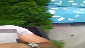 وحشت دو جوان ایرانی در شهر بازی اروپا