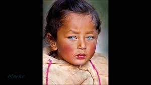 زیباترین چشم های جهان