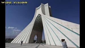 Time Lapse of Iran