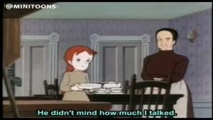 قسمت پخش نشده کارتون انشرلی با موهای قرمز