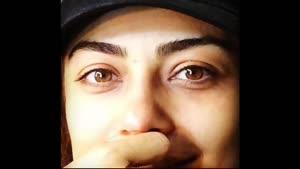 چالش عکس بدون آرایش بازیگران ایرانی