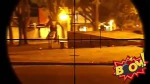 دوربین مخفی برزیلی ته خنده -تک تیرانداز