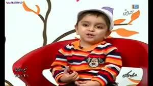 حاضرجوابی یک پسر بچه بامزه درمورد بیماری