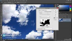 دانلود آموزش مقدماتی فتوشاپ : آبشن Photoshop Color Clusters + Detect Faces