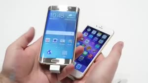مقایسه اثر انگشت در Galaxy S۶ و iPhone ۶